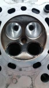 valve porting